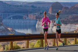 7th Annual Lake Powell Half Marathon