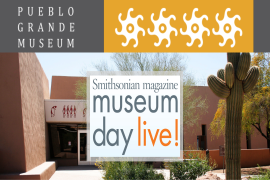 Smithsonian Magazine's Museum Day Live!