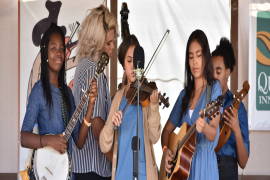 Annual Old Time Fiddle Contest & Acoustic Celebration