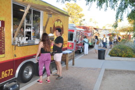 Food Truck Nights at the Shemer Art Center