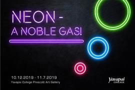 Neon – A Noble Gas!