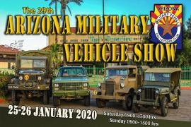 Arizona Military Vehicle Show