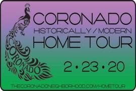 2020 Coronado Home Tour