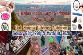 Clarkdale Rocks Gem & Mineral Show