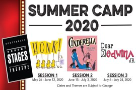 Desert Stages Theatre Summer Camp 2020