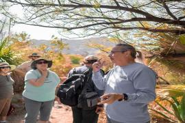 Edible & Medicinal Plants Tour - April 11
