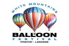 White Mountains Hot Air Ballon Festival presented by Sierra Propane