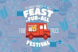 Canceled - Feast Fur All Food Truck Festival