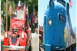 Firecracker Express - 4th of July