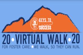 AFFCF Announces Keys to Success Virtual Walk 2020 April 16-May 31