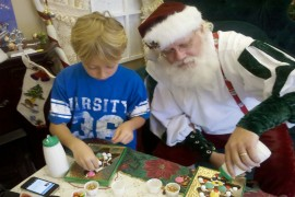 Historic Downtown Glendale's Annual Christmas in July