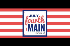 4th of July on Main - Payson Az