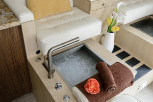 Nectar Spa & Salon Pedicure Station