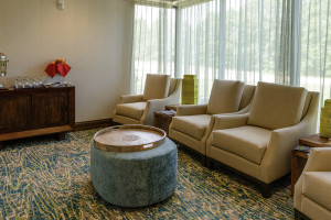 Nectar Spa & Salon Waiting Room