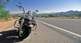 Grand Canyon & Red Rocks Motorcycle Tour