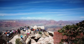 Grand Canyon with Sedona and Navajo Nation One-Day Van Tour