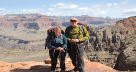 Self-Guided Grand Canyon Backpacking - Rim to Rim