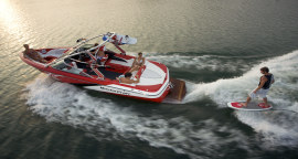 Free water toy with any watercraft rental at any Arizona lake!