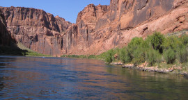 Save on Colorado River Smooth Water Rafting Trip