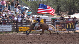 135th Annual World's Oldest Continuous Rodeo