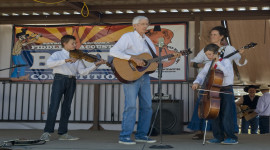 47th Annual Vertielee Floyd Memorial Old Time Fiddlers Contest Arizona State Championship