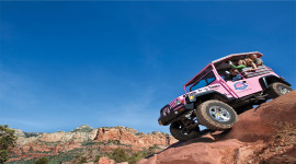 Pink Jeep Tours & Grand Canyon Tours