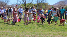 Avalon Gardens' Easter Celebration