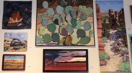 Fiber Artists of Southern Arizona's Fiber Art Exhibit