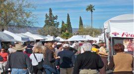 27th Annual Winter Carefree Fine Art & Wine Festival