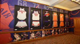"""SUNS AT 50"" HISTORY EXHIBIT"