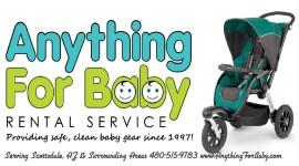 Anything for Baby Equipment Rentals