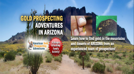 American Gold Prospecting Adventures