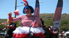 50th Annual Golden Yarnell Daze Mountaintop Festival