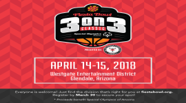 2018 Fiesta Bowl 3 on 3 Classic