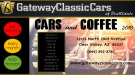 Cars and Coffee Presented by Grundy Insurance - September
