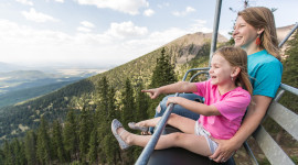 Arizona Snowbowl Scenic Chairlift