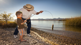 3rd Annual Pond Hopper Nation's Teach a Child to Fish Day