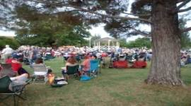 Clarkdale 2018 Concerts in the Park Series: Potent Motion