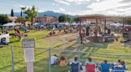 Old Town Music and the Market - Spring