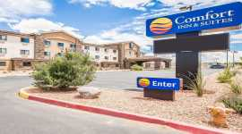 Comfort Inn & Suites Page