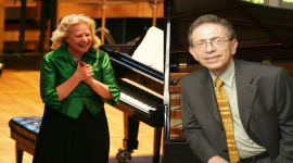Oracle Piano Society- Piano Performance: Ursula Oppens and Jerome Lowenthal Legends of the Piano