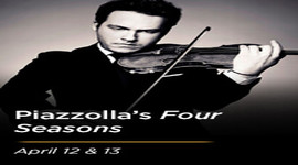 Piazzolla's Four Seasons