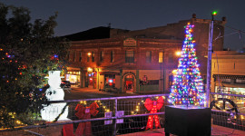 7th Annual Light up the Mountain Celebration