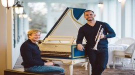 2019 Pinnacle Concert Series: Deux Voix - Organ and Trumpet Duo