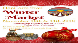 Hopi Arts Trail Winter Market