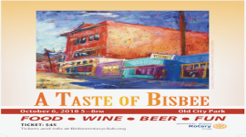 16th Annual A Taste of Bisbee