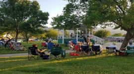 Clarkdale 2019 Concerts in the Park: The Izzies