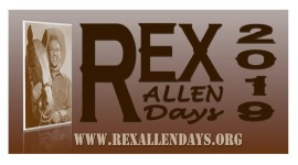 68th Annual Rex Allen Days
