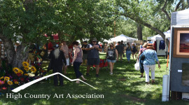 July 4 Fine Art and Crafts Festival