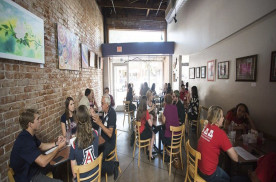 Food for a Cause: 5 Restaurants that Give Back